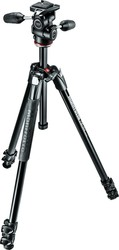 Manfrotto 290 Xtra Aluminium 3-Section MK290XTA3-3W Τρίποδο - Φωτογραφικό