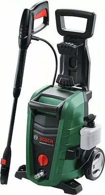 Bosch Universal Aquatak 135 Πλυστικό Ρεύματος με Πίεση 135bar και Μεταλλική Αντλία