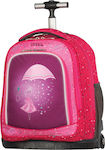 Polo Bike Pink Girl Umbrella