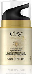 Olay Total Effects 7-in-1 Touch of Sunshine Moisturiser SPF12 50ml