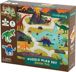 Δεινόσαυροι Puzzle Play Set 36pcs Galison Mudpuppy