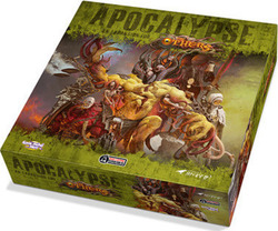 Cool Mini Or Not The Others: 7 Sins - Apocalypse Expansion
