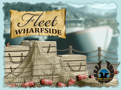 Eagle-Gryphon Games Fleet Wharfside Expansion