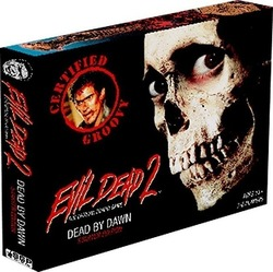 Space Goat Productions Evil Dead 2 The Official Board Game