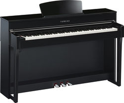 Yamaha CLP-635 PE Polished Ebony