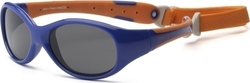 Real Shades Baby Explorer Navy/Orange