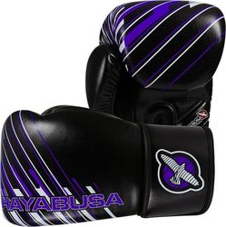Hayabusa Ikusa Charged IC10G Black/Purple