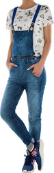 ΣΑΛΟΠΕΤΑ NEW DENIM – 015872 – BLUE JEANS