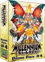 Level 99 Games Millennium Blades Final Bosses Expansion