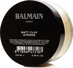 Balmain Hair Matt Clay Strong 100ml