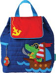 Stephen Joseph Crocodile Pirate SJ10189