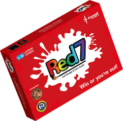 Asmadi Games Red 7 - Red Box