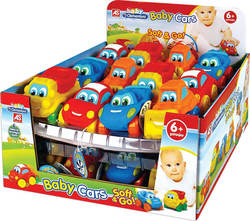 Clementoni Baby Cars Soft and Go