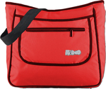Kiddo Mama Bag Deluxe Red
