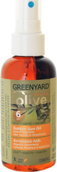 Greenyard Golden Sun Oil SPF6 SPF 150ml