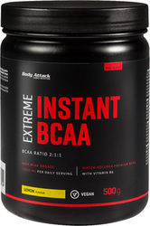 Body Attack Extreme Instant BCAA 500gr Λεμόνι