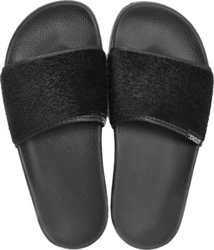 Slydes SLYDES Pool Sliders Daytona Pony Skin - Black (SL-DA1724)