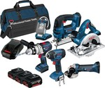 Bosch BAG+6RS 18v