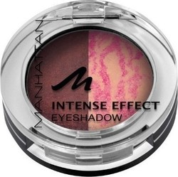 Manhattan Baked Duo Intense Eyeshadow Peach Party