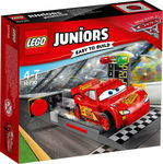 Lego Juniors: Lightning McQueen Speed Launcher 10730