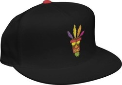 Merchandise Crash Bandicoot - Aku Aku Snapback Black Cap