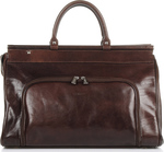 Chiarugi Leather Bags 5426 Brown