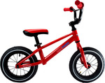 Kiddimoto Metal BMX Red
