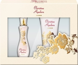 Christina Aguilera Woman Eau de Parfum 30ml & Shower Gel 50ml