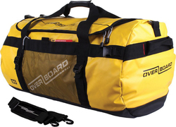 Overboard Adventure Duffel Bag 90L OB1059 Yellow