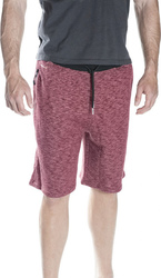 GSA Performance Heather Shorts 191734 Bordeaux