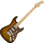 Fender Exotic FSR Shedua Top Stratocaster in Natural