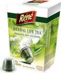 Cafe Rene Nespresso Herbal Life 10caps