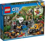 Lego City: Jungle Exploration Site 60161
