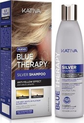 Kativa Blue Therapy Silver 250ml