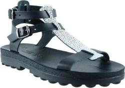 Fantasy Sandals 9003 Black / Silver