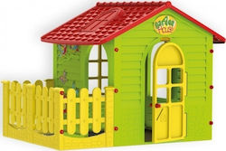 Mochtoys Playhouse with Fence