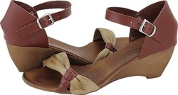 Bueno Shoes O3471 Cognac/ Taupe