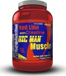 Perfect Nutrition Big Man Muscle 3632gr Βανίλια