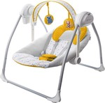 Kinderkraft Nani Rocker Yellow