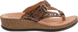 Adam's Shoes 583-7008 Brown Snake