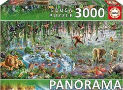 Wildlife 3000pcs (17133) Educa