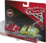 Mattel Cars 3 Natalie & Chick (2 Pack)