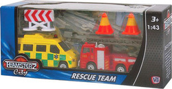 As Company Teamsterz Rescue Team 1:43