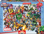 Marvel Heroes 1000pcs (15193) Educa