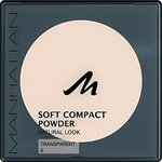 Manhattan Soft Compact Powder Natural Look 0 Transparent