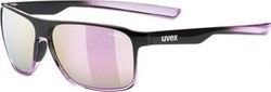 Uvex Glasses 33 Pola Black-Purple 53/0/986/2330