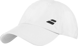 BASIC LOGO CAP JUNIOR ΛΕΥΚΟ (5JS17221 101)-BABOLAT