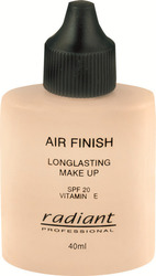 Radiant Air Finish Long Lasting Make Up SPF 20 05 Medium Tan 40ml
