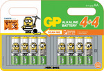 GP Batteries Super Alkaline AA (8τμχ)
