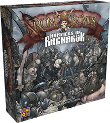 Cool Mini Or Not Rum and Bones: Second Tide - Hammers of Ragnarok